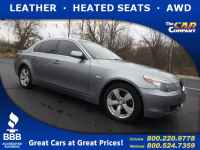 Used, 2006 BMW 5 Series 530xi 4dr Sdn AWD, Gray, 25419A2-1