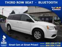 Used, 2011 Dodge Grand Caravan 4dr Wgn Express FWD, White, 24881B-1