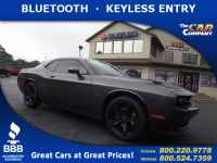 Used, 2016 Dodge Challenger 2dr Cpe R/T RWD, Gray, 120443-1