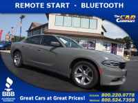 Used, 2017 Dodge Charger SXT RWD, Gray, 562933-1