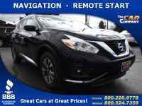 Used, 2017 Nissan Murano 2017.5 AWD SV, Gray, 157053-1