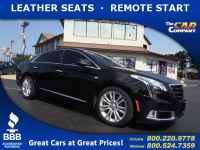 Used, 2018 Cadillac XTS 4dr Sdn Luxury FWD, Black, 145517-1